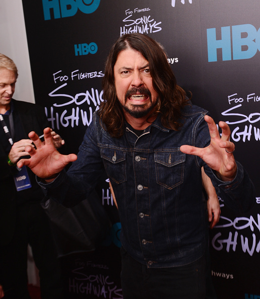 "Stephen Lovekin「""Foo Fighters: Sonic Highways"" New York Premiere」:写真・画像(16)[壁紙.com]"