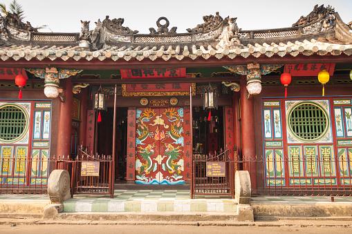 UNESCO「Quan Cong Temple, Tran Phu Street, Hoi An, Quang Nam province, Vietnam」:スマホ壁紙(1)