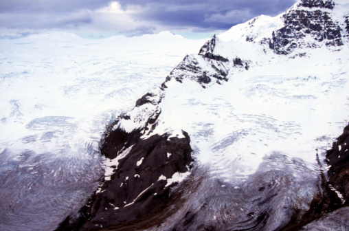 Kennicott Glacier「Kennicott and Root Glaciers and the Wrangell Mountains」:スマホ壁紙(8)