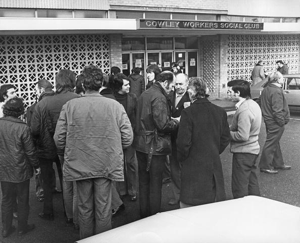 Strike - Protest Action「British Leyland Engine Tuners' Strike」:写真・画像(17)[壁紙.com]