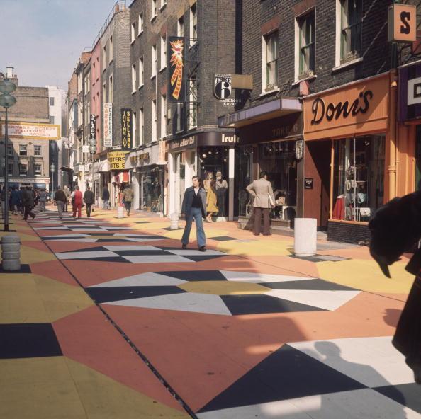 英国 ロンドン「Pedestrianized」:写真・画像(7)[壁紙.com]