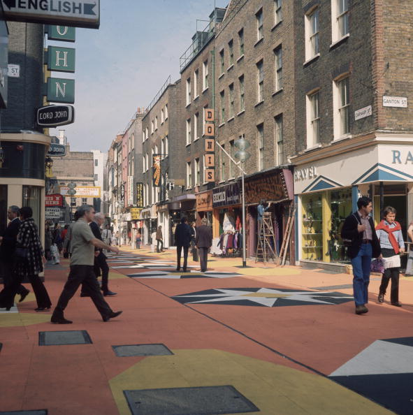 Cool Attitude「Carnaby Street」:写真・画像(11)[壁紙.com]