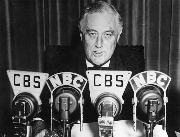 Speech「Roosevelt Broadcast」:写真・画像(8)[壁紙.com]