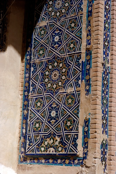 Costume Jewelry「Glazed Brick Tiling In Shah-I-Zinda Complex」:写真・画像(16)[壁紙.com]