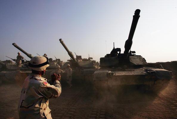 US Military「U.S. Marines Prepare For Fallujah Offensive」:写真・画像(14)[壁紙.com]