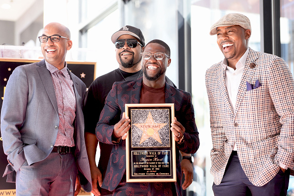 Producer「Kevin Hart Honored With Star On The Hollywood Walk Of Fame」:写真・画像(6)[壁紙.com]