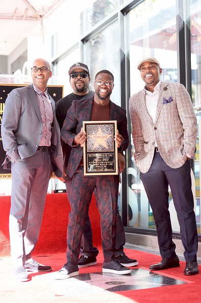Producer「Kevin Hart Honored With Star On The Hollywood Walk Of Fame」:写真・画像(7)[壁紙.com]