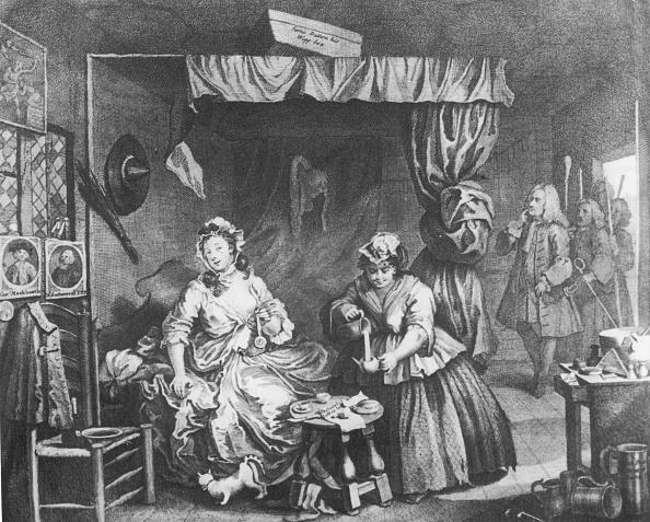 Tea「The Harlot's Progress」:写真・画像(11)[壁紙.com]