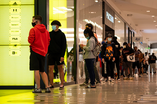 Minnesota「Mall Of America Reopens After Closure For Pandemic」:写真・画像(10)[壁紙.com]