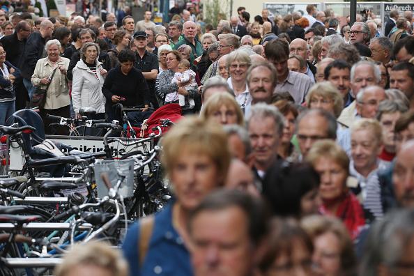 Saxony「Leipzig Commemorates 25 Years Since 1989 Mass Protests」:写真・画像(16)[壁紙.com]
