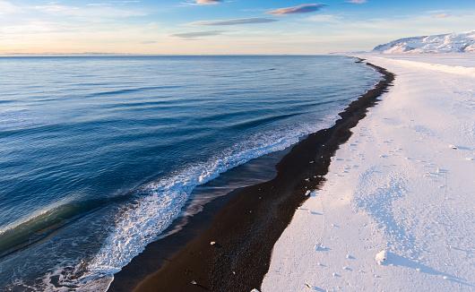 Basalt「Iceland landscape」:スマホ壁紙(5)