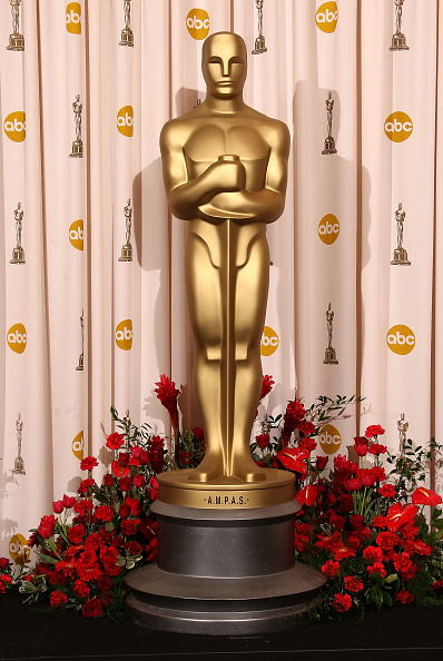 Oscar Statuette「81st Annual Academy Awards - Press Room」:写真・画像(16)[壁紙.com]