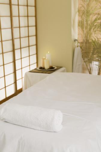 Massage Table「Massage table in spa room」:スマホ壁紙(18)