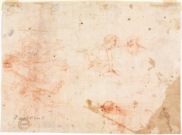 Variation「Sketch Of Two Men And Other Various Figures (Verso)」:写真・画像(12)[壁紙.com]