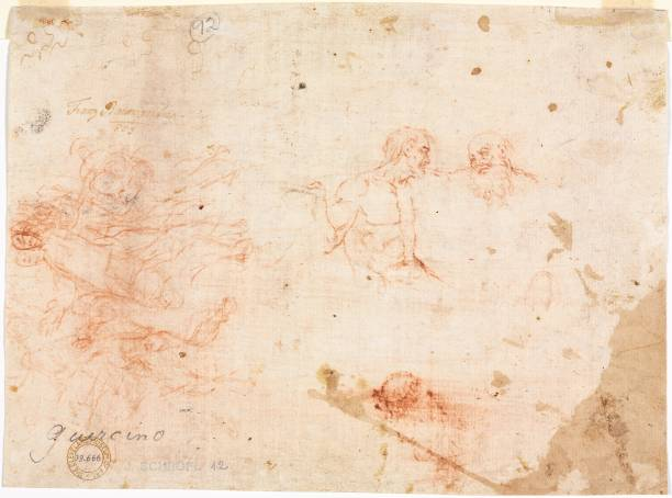 Sketch Of Two Men And Other Various Figures (Verso):ニュース(壁紙.com)