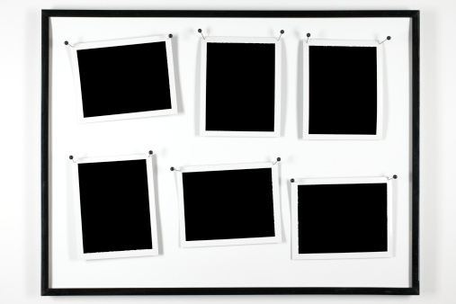 Instant Print Transfer「Picture frames fixed with needles」:スマホ壁紙(15)