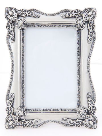Baroque Style「Picture Frame Isolated」:スマホ壁紙(5)