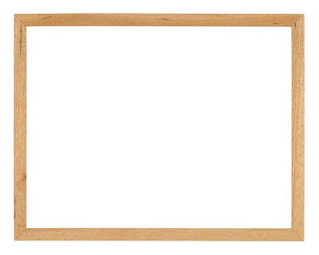 Art「Picture frame isolated on white」:スマホ壁紙(19)