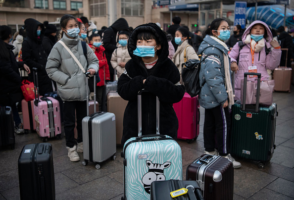 中国文化「Concern In China As Mystery Virus Spreads」:写真・画像(8)[壁紙.com]