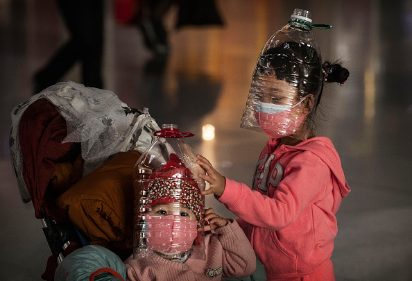 Topix「Concern In China As Mystery Virus Spreads」:写真・画像(1)[壁紙.com]