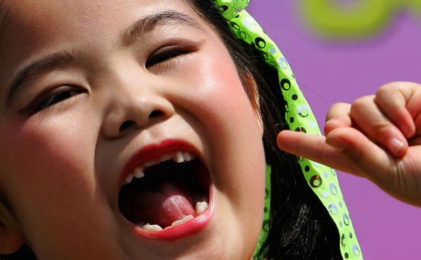 笑顔「Celebration Of International Children's Day」:写真・画像(12)[壁紙.com]