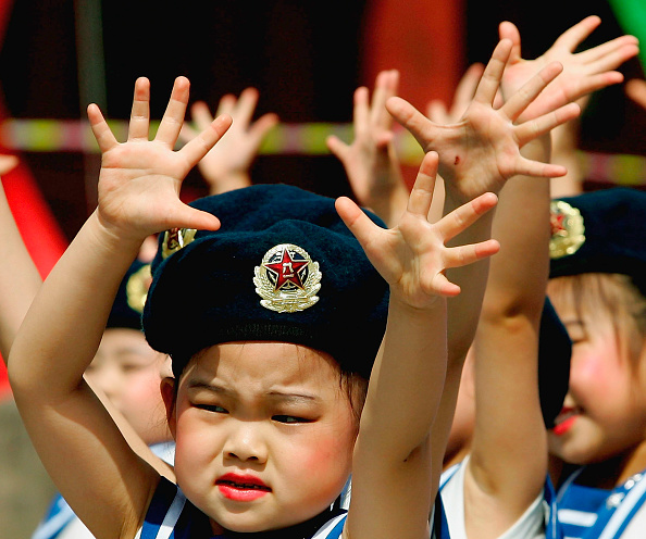 Beret「Celebration Of International Children's Day」:写真・画像(14)[壁紙.com]
