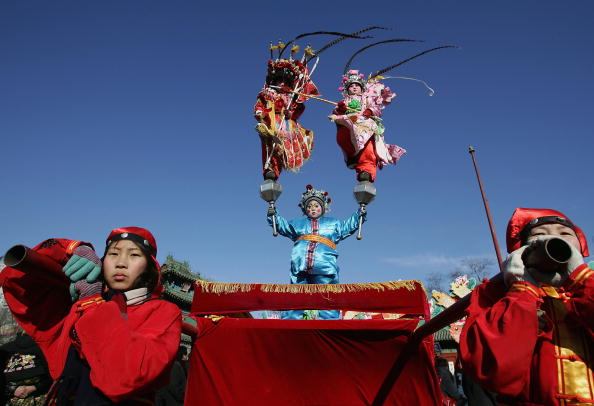 Chinese Culture「Chinese Celebrating The Lunar New Year」:写真・画像(14)[壁紙.com]