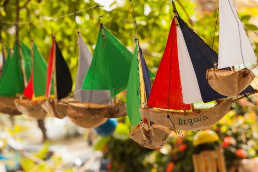 Souvenir「Bequia, St. Vincent, model boats」:スマホ壁紙(18)