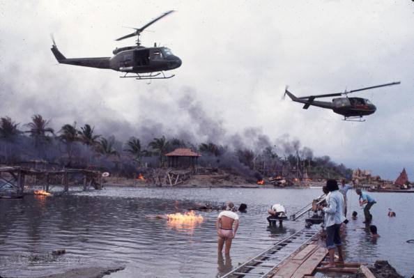 "Film Set「On the Set of ""Apocalypse Now""」:写真・画像(14)[壁紙.com]"