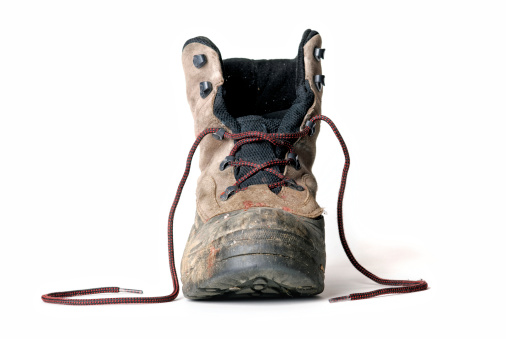 Shoelace「Dirty Work Boot」:スマホ壁紙(2)