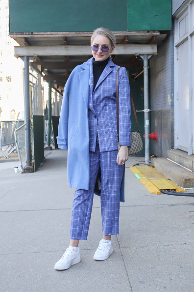 Achim Aaron Harding「Street Style - New York Fashion Week February 2019 - Day 3」:写真・画像(4)[壁紙.com]