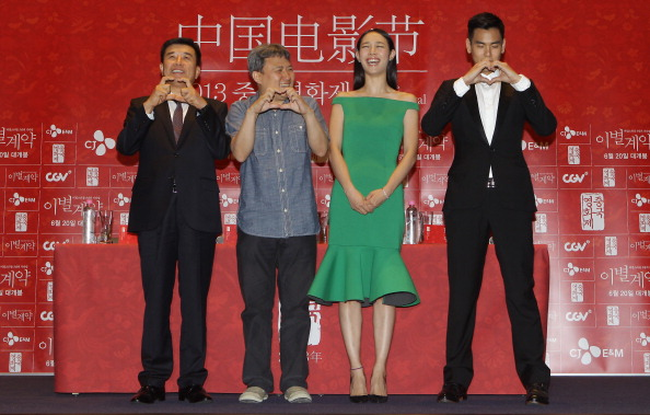 Peng Yuyan「Chinese Film Festival Closing Ceremony - Press Conference」:写真・画像(13)[壁紙.com]
