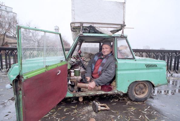 Homelessness「Homeless in Kiev」:写真・画像(11)[壁紙.com]