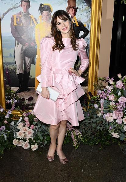 "Pink Dress「Premiere Of Focus Features' ""Emma."" - Arrivals」:写真・画像(12)[壁紙.com]"