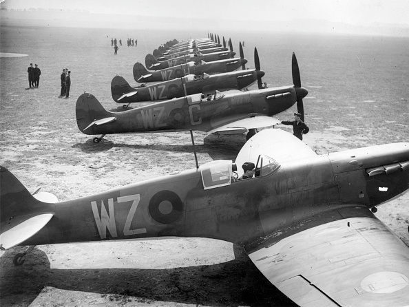 Air Force「No 19 Squadron RAF」:写真・画像(3)[壁紙.com]
