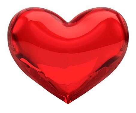 バレンタイン「赤いハート、ヴァレンティーヌ/恋愛コンセプト(XXXL -41MPx 無料のアルファチャネル)」:スマホ壁紙(12)