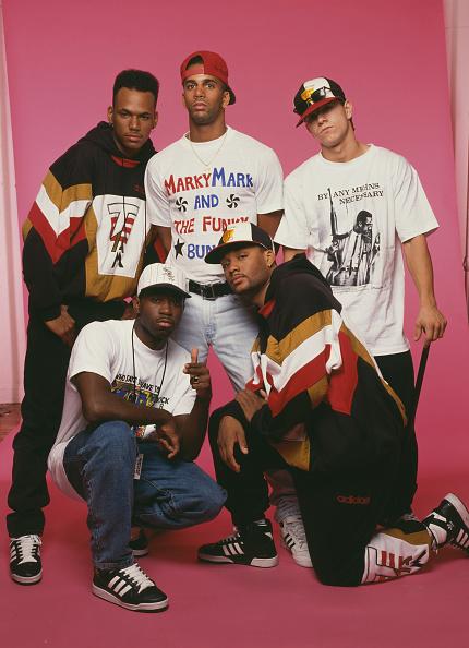 マーク・ウォールバーグ「Marky Mark And The Funky Bunch」:写真・画像(6)[壁紙.com]