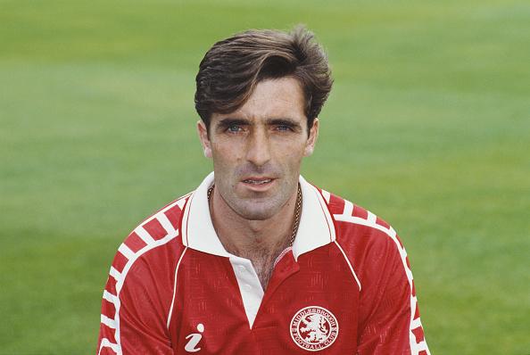 Club Soccer「Bernie Slaven Middlesbrough 1990」:写真・画像(16)[壁紙.com]