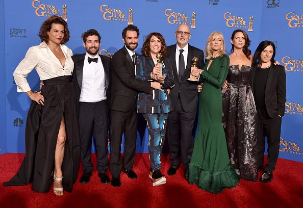 Transparent「72nd Annual Golden Globe Awards - Press Room」:写真・画像(10)[壁紙.com]