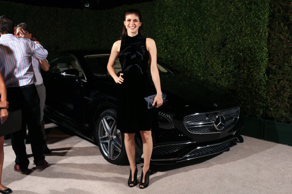 Peep Toe「Variety And Women In Film Emmy Nominee Celebration Powered By Samsung Galaxy - Mercedes Benz」:写真・画像(11)[壁紙.com]