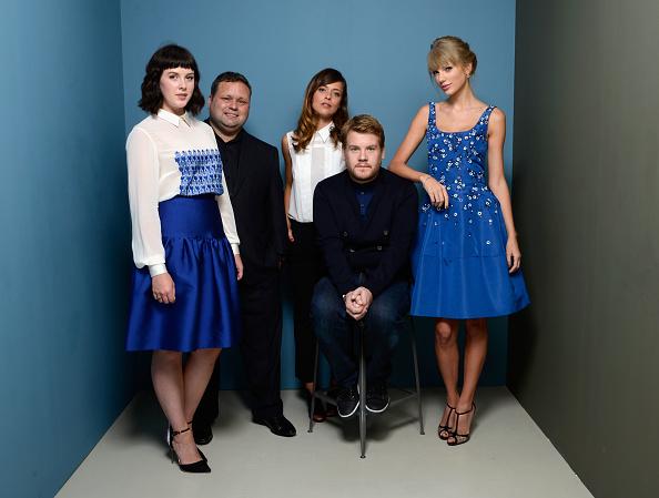 "Blue Dress「""One Chance"" Portraits - 2013 Toronto International Film Festival」:写真・画像(8)[壁紙.com]"