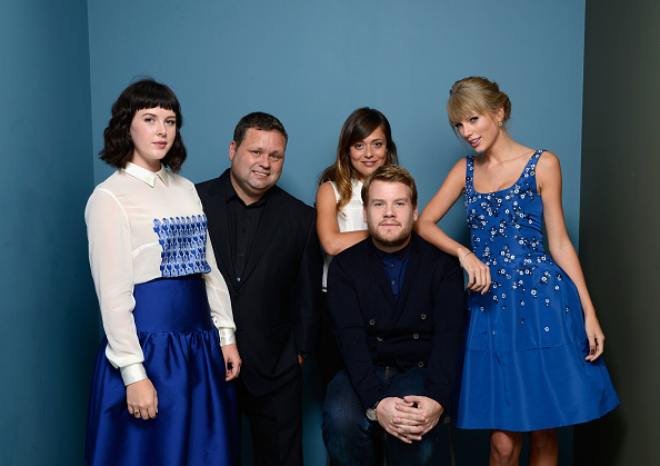 "Blue Dress「""One Chance"" Portraits - 2013 Toronto International Film Festival」:写真・画像(9)[壁紙.com]"