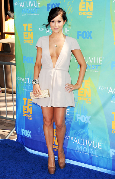 Bangs「2011 Teen Choice Awards - Arrivals」:写真・画像(6)[壁紙.com]