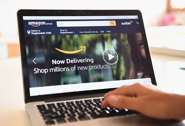 Internet「Online Retailer Amazon Launches In Australia」:写真・画像(11)[壁紙.com]