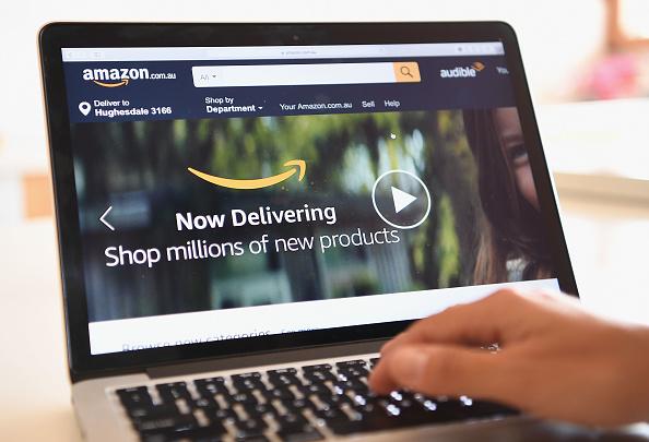 Internet「Online Retailer Amazon Launches In Australia」:写真・画像(18)[壁紙.com]