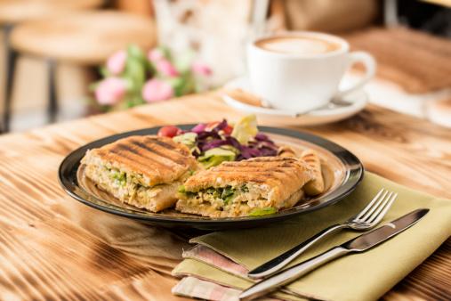 Toasted Sandwich「meals in cafe」:スマホ壁紙(11)