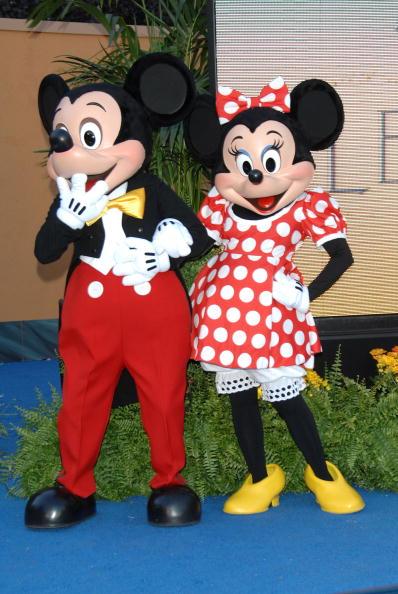 ミニーマウス「2008 Disney Legends Ceremony」:写真・画像(2)[壁紙.com]