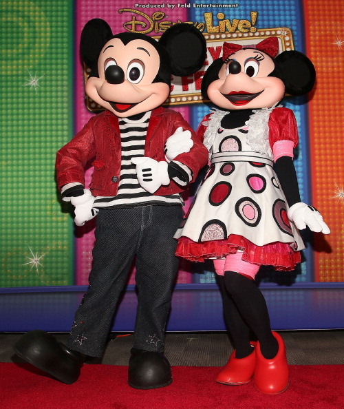 Mickey Mouse「Disney Live! Mickey's Music Festival」:写真・画像(3)[壁紙.com]