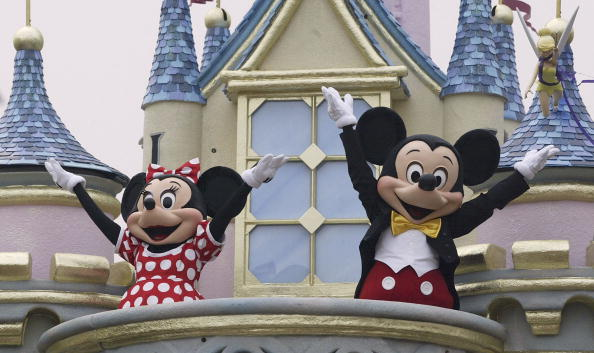 Disneyland - California「Disneyland To Open In Hong Kong」:写真・画像(3)[壁紙.com]