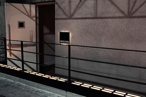 Nightclub「Private entrance to nightclub」:スマホ壁紙(9)